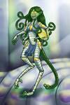 Alien by ValkyrieVale