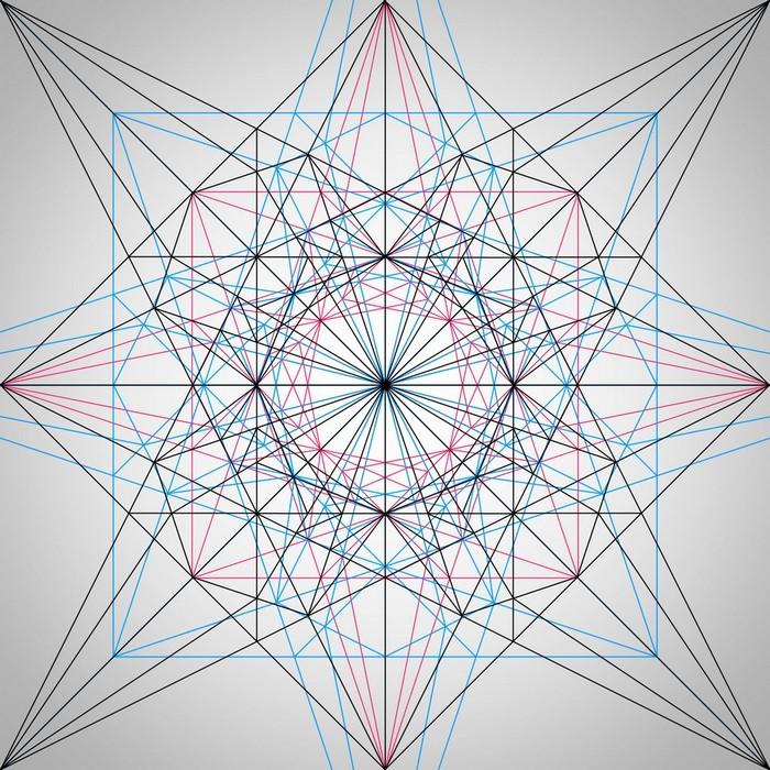 Geometry by bogdanmagenta