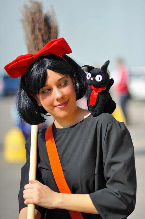 kiki delivery service by LadyGiselle