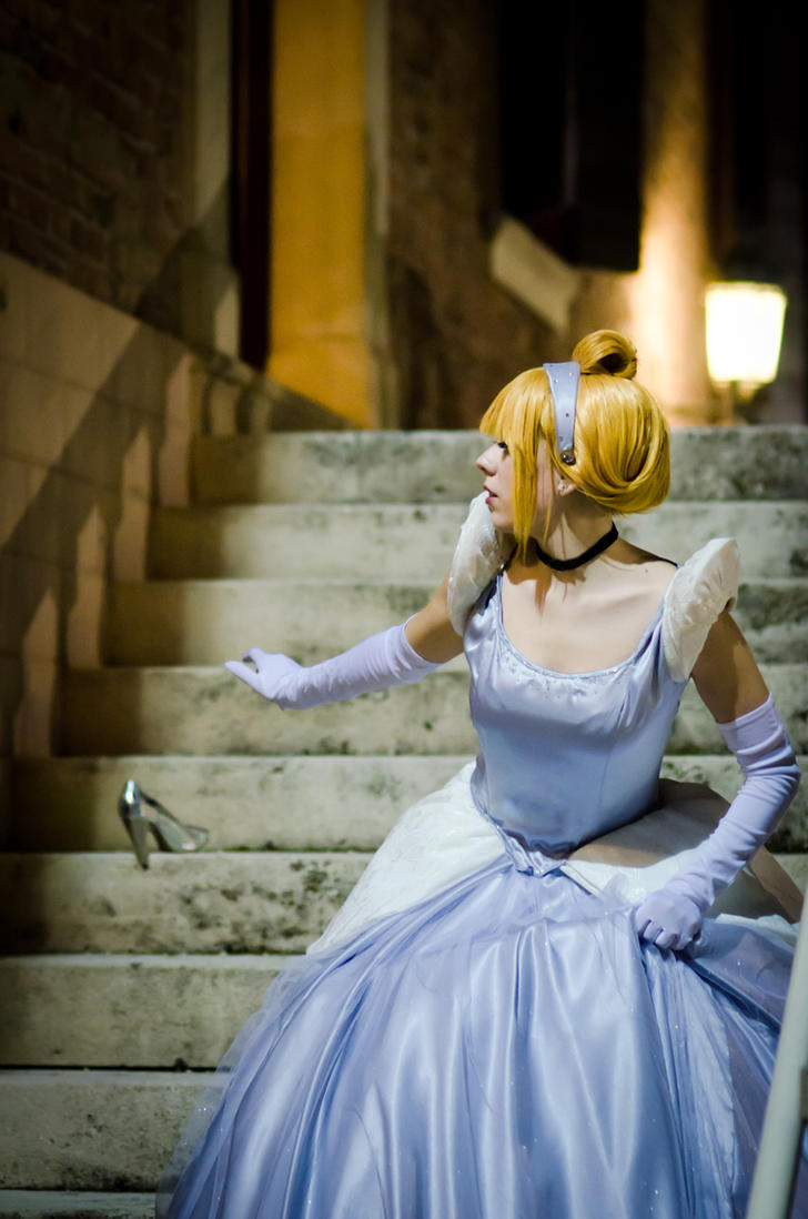 Cinderella by LadyGiselle