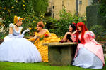 Gossip Disney princess