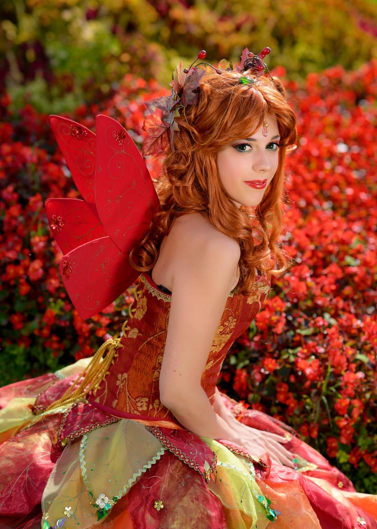 Autumn's fairy 2
