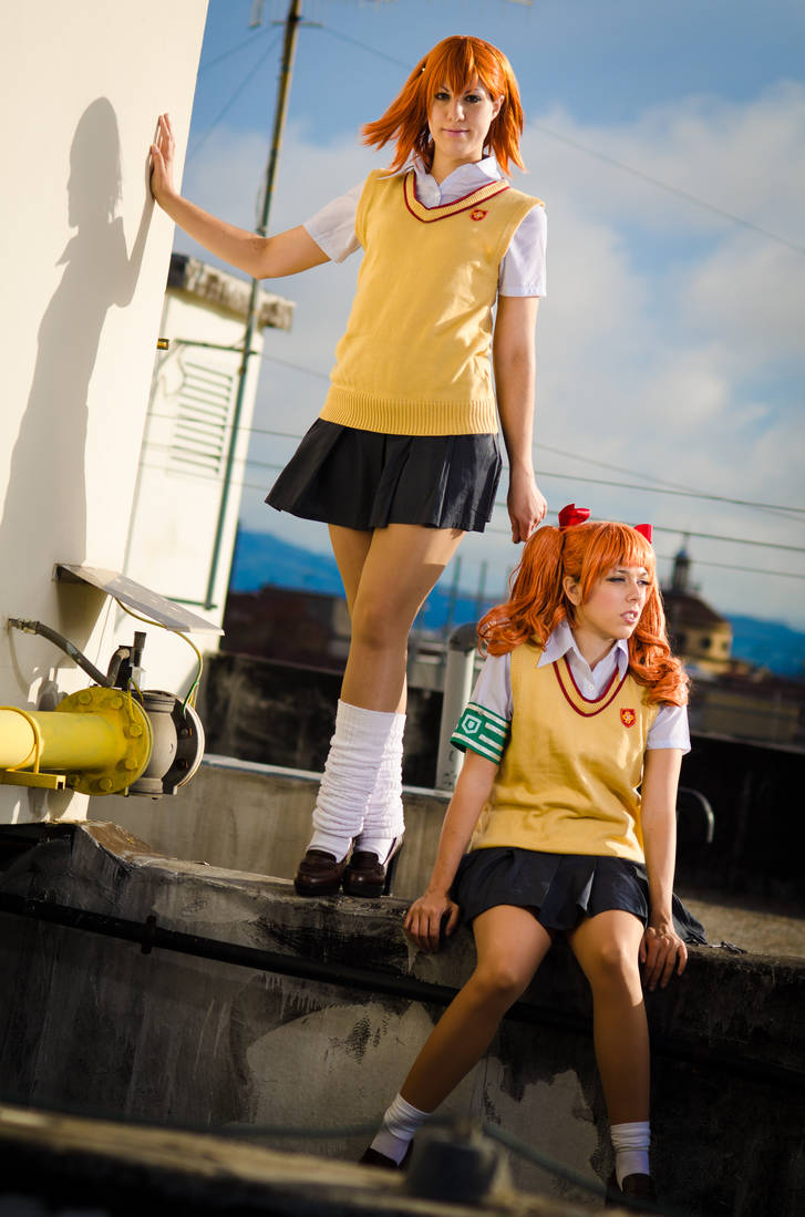 Kuroko and Misaka