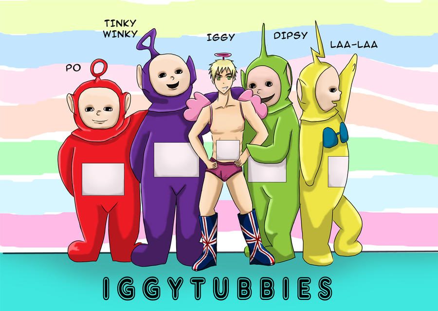 Iggytubbies by natersal