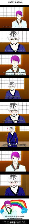 Tsukihaise: Happy Ending