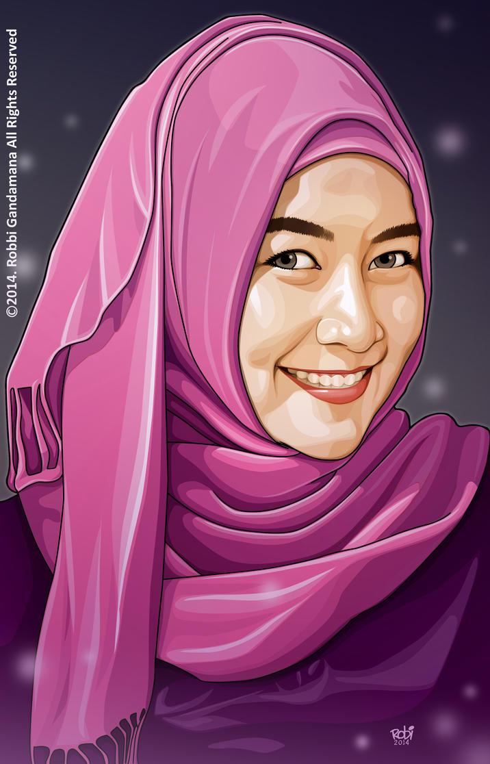 Munaroh by IborArt