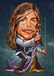 Steven Tyler by IborArt