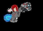 Shepard by Lennex3