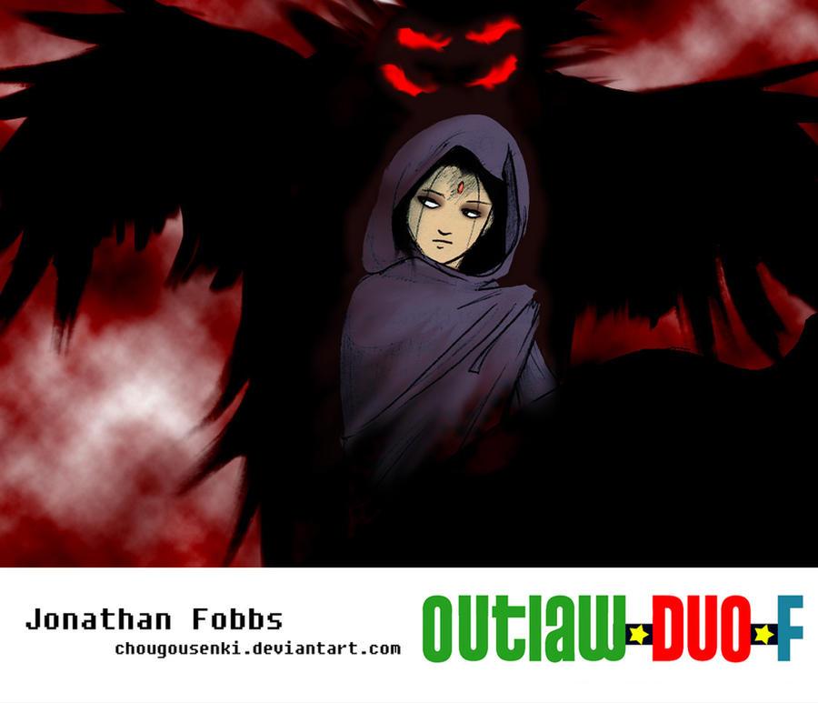 Fobbs Teen Titans Raven by chougousenki