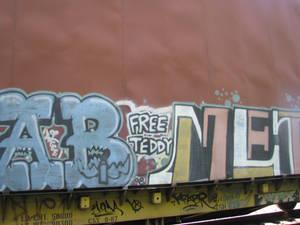 Free Teddy!