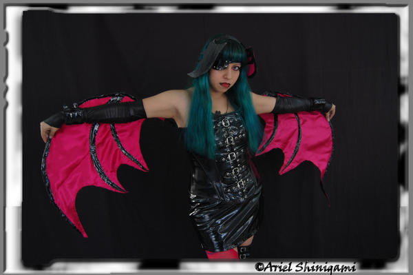 Morrigan by arielshinigami