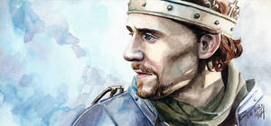 Watercolor Henry V