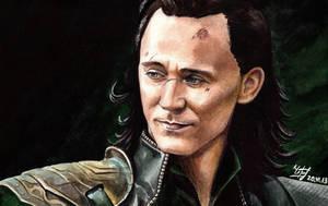 Loki by KseniaParetsky