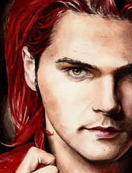 Gerard Arthur Way by KseniaParetsky