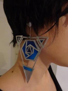 Bayonetta 2 WIP: The earrings