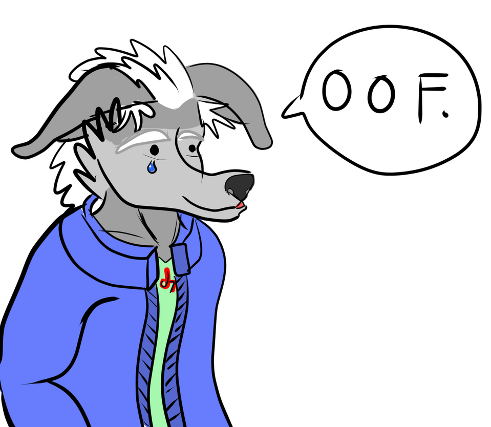oof by ArityWolf