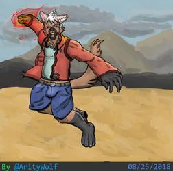 Hot-Headed Pyromancer