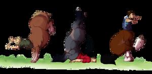 Centaur Yoga