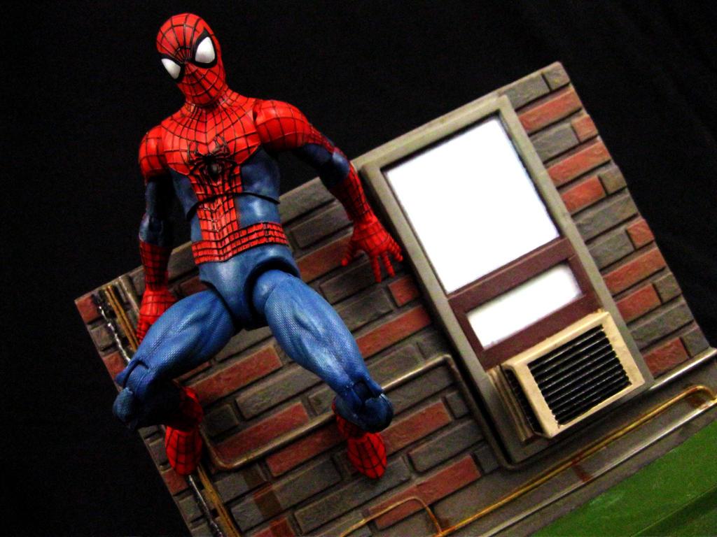 Amazing Spider-Man by M-Watts-Art