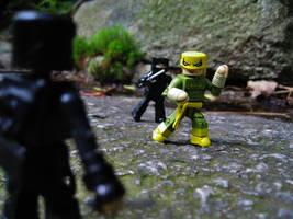 Clifftop Fight