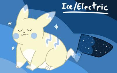 Ice/Electric Pikachu