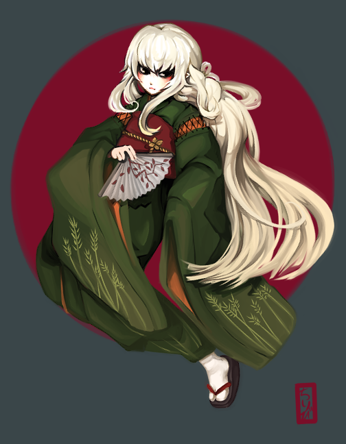 Hanaiyu by chiribi