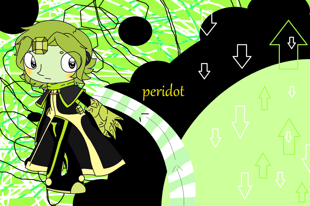 Peridot by saltycuccumbers