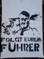 Nazis, Follow Your Leader by Dufte