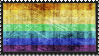 Gai Flag Stamp by fellSans