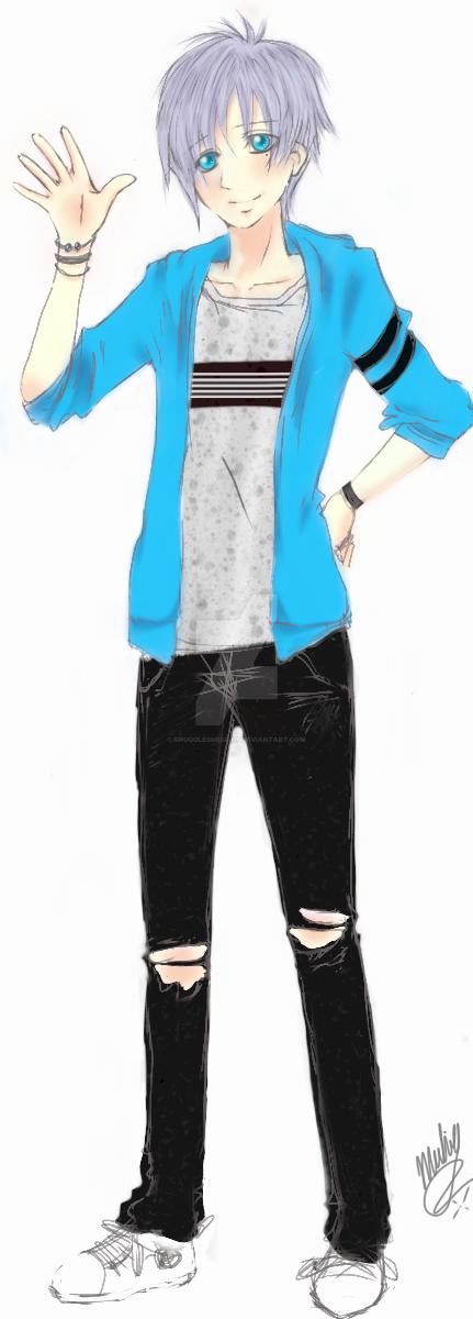 Haru: OC Design #2 by snugglesmesilly
