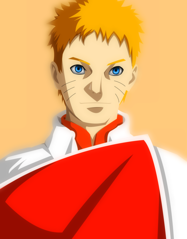 Naruto 700 - The Seventh Hokage by PixelZXGenius on DeviantArt