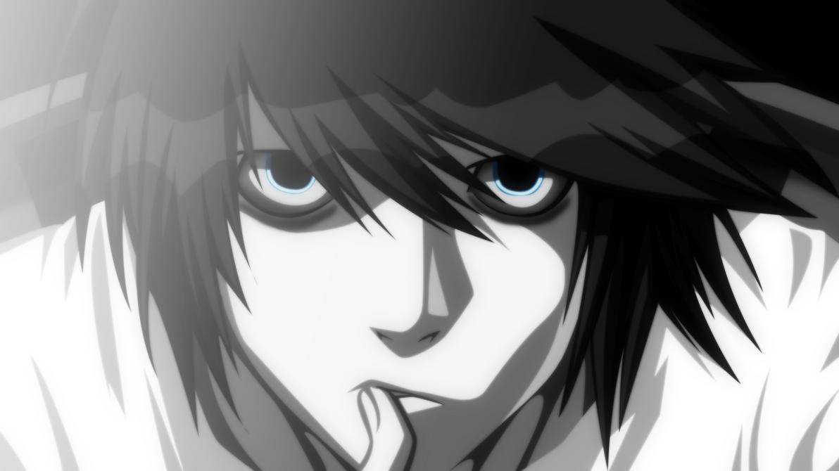 L Death Note by PixelZXGenius on DeviantArt