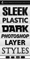 Sleek Dark Layer Styles
