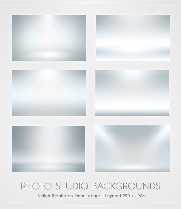 Photo white floor spotlight BG by Giallo86
