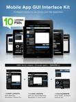 GUI - Phone Pad Application Interface Design