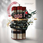 Slow Motion Bullet Shot Effect with Photoshop by Giallo86