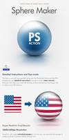Sphere Maker Photoshop Action