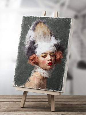 Animated Real Paint Fx Photoshop Add-On Extension by Giallo86