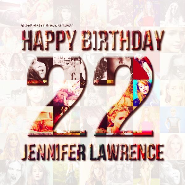 +Happy Birthday Jennifer By YOLOEditions On DeviantArt