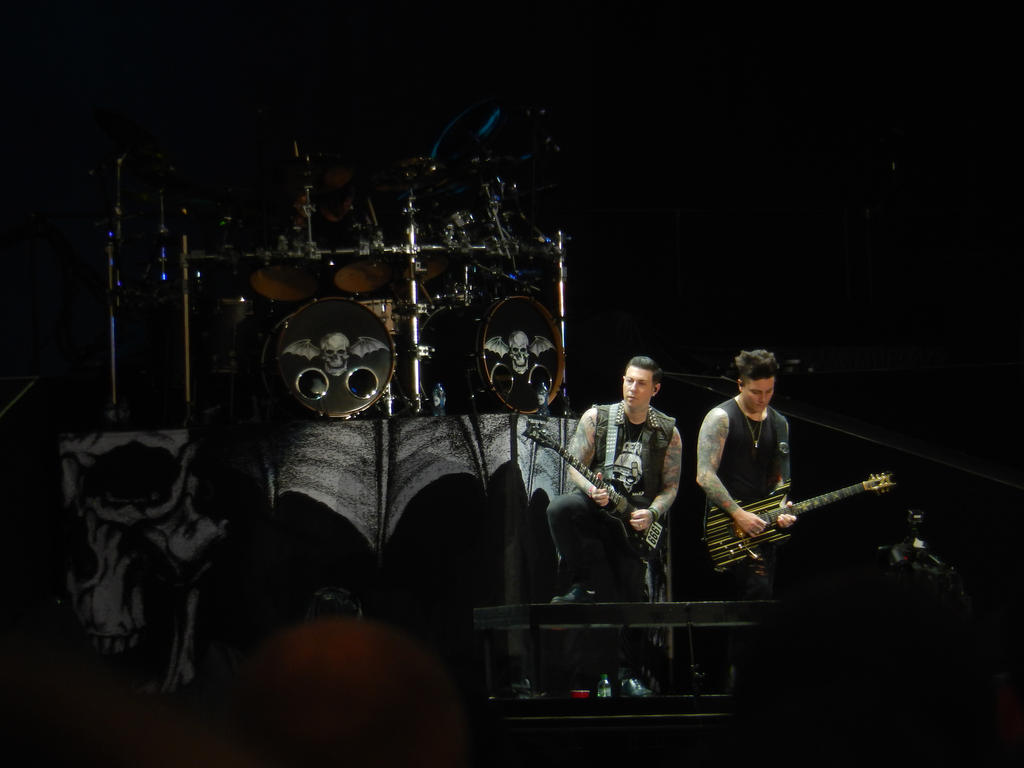 Syn and zacky by gothx2410