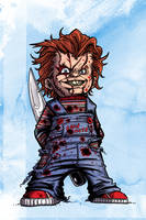 CHUCKY COLORS by mister-bones