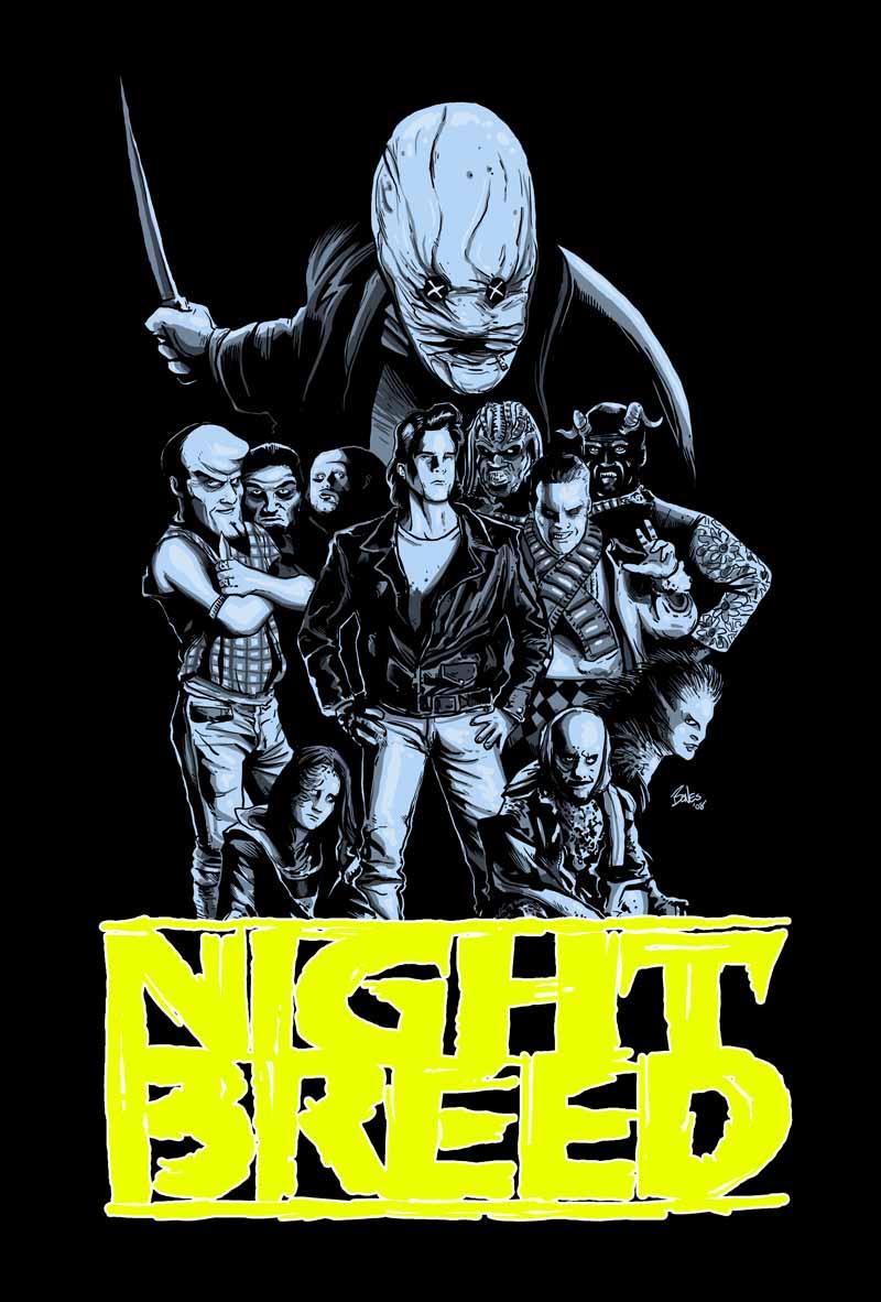 NIGHTBREED SHIRT by mister-bones