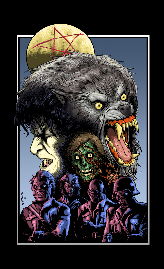 An American Werewolf In London Favourites By Ultra43 On