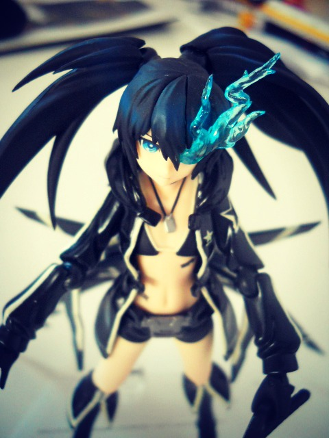 Black Rock Shooter 2035 by iSweetxCherry