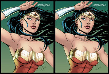 Fix Backup 3d Wonderwoman by 3dfantasys