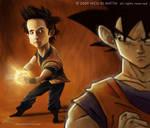 Goku vs. Goku