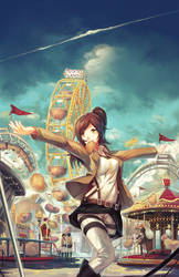 SnK: Potato-land by softmode