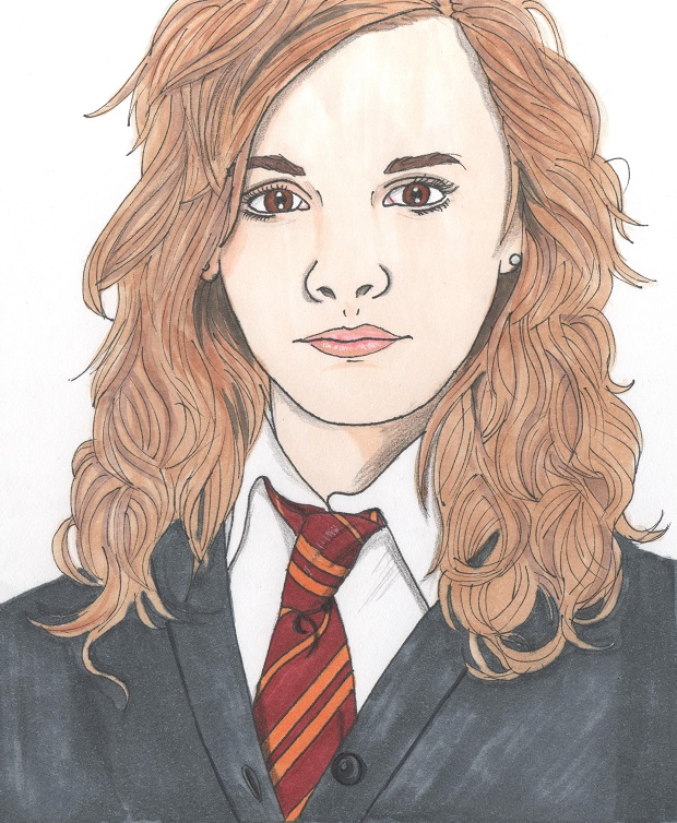 The Brightest Witch Of Her Age by CaptainKPeanuts