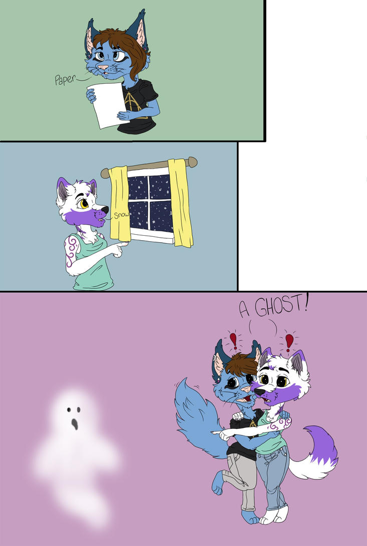 Aghast! by CaptainKPeanuts