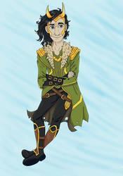 Loki Comic Outfit